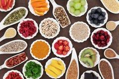 Super Health Food Stock Photo