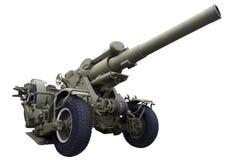 Super heavy gun Stock Photos