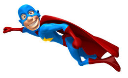 Super-herói Fotos de Stock Royalty Free