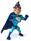Super-herói do divertimento Imagem de Stock