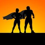 Super hero Royalty Free Stock Image