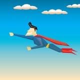 Super hero. vector illustration Stock Photos