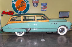 1949 Super het Landgoedwagen van Buick Stock Afbeelding