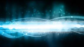 Super Hightech- abstrakter vektorhintergrund Lizenzfreies Stockbild