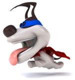 Super hond Stock Foto's