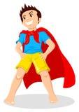 Super héroe Imágenes de archivo libres de regalías
