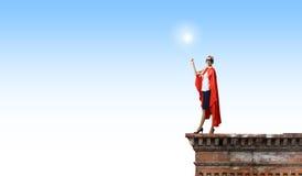 Super kobieta Obraz Royalty Free