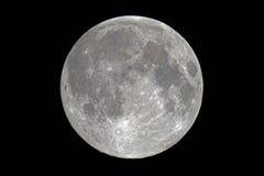 Super księżyc w pełni zdjęcia stock