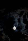 Super księżyc w pełni Fotografia Royalty Free