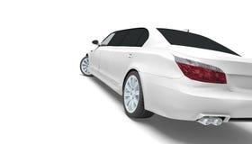 Super limousine vector illustratie