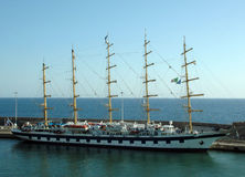 super luksusowy statek fotografia stock