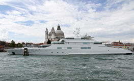 Free Super Luxury Yacht Stock Images - 30066054