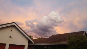 Super Maanwolken Stock Afbeeldingen