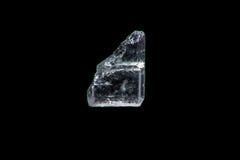 Super macro of a sugar crystal Royalty Free Stock Image