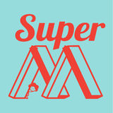 Super mama Obrazy Royalty Free