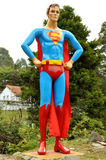 Super man Royalty Free Stock Photo