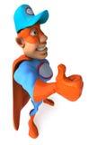 Super mechanic Royalty Free Stock Photo