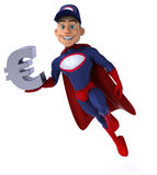 Super mechanic Stock Images