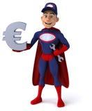 Super mechanic Royalty Free Stock Photos