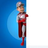 Super mechanik Zdjęcie Stock