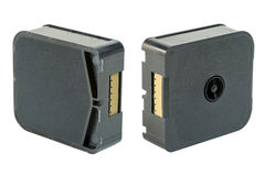 Super 8mm Cartridges Stock Photo
