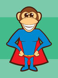Super Monkey Royalty Free Stock Photos