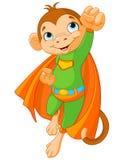 Super Monkey royalty free illustration