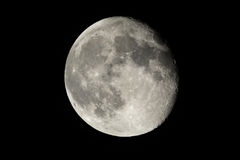 Super Moon 2014 Stock Image