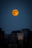 Super Moon Stock Image