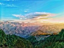 Super natürliche Ansicht lizenzfreie stockbilder
