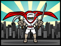 Super-ninja Stockbilder