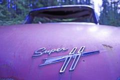 Super 88 old car Stock Image