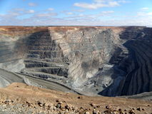 Super Pit stock image