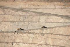 Super Pit - Kalgoorlie. Super Pit in Kalgoorlie - Australia Royalty Free Stock Photography