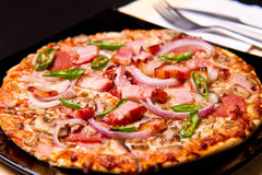 Super pizza Royalty Free Stock Images