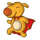 Super psi śmieszny kreskówka projekt ilustracja wektor
