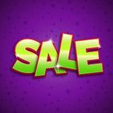 Super sale banner design Stock Image