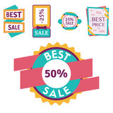 Super sale extra bonus banners text in color drawn label business shopping internet promotion vector illustration. Super sale extra bonus banners text in color vector illustration