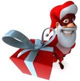 Super Santa Claus Royalty Free Stock Images