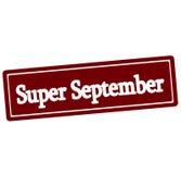 Super September Stock Photo