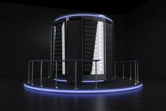 Super Server 01 Royalty Free Stock Photos