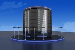 Super Server 01_Lt Stock Images