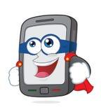 Super smartphone Stock Image