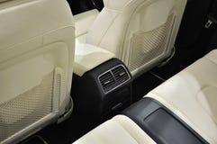 Super Sport Car Interior Stock Photo