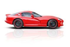 Super Sports Car Stock Photos