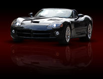 Super Sports Car stock images
