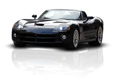 Super Sports Car Stock Photography
