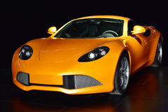 An super sports car Stock Photography