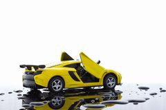 Super Sports Car Royalty Free Stock Photos