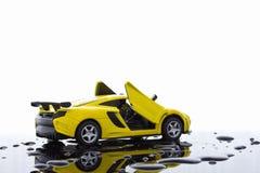 Super Sportwagen Royalty-vrije Stock Foto's